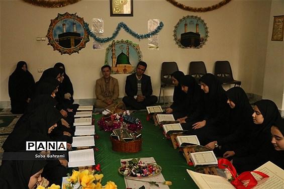 برگزاری هفته قرآن در مدارس شهرقدس