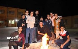 برگزاری اردوی درون مدرسهای دانشآموزان آموزشگاه نمونه امام رضا بافق