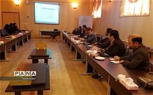 هفدهمین جلسه شورای کانون بسیج فرهنگیان ابرکوه برگزارشد