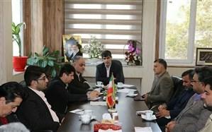 برگزاری جلسه شورای پشتیبانی سواد آموزی در ورامین