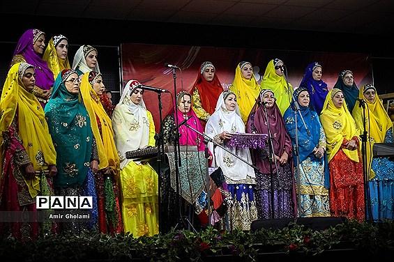 هشتمین جشنواره کرال فرهنگیان