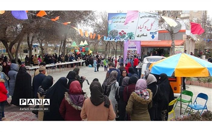 برگزاری جشنواره غذاهای محلی ایرانی درشیروان