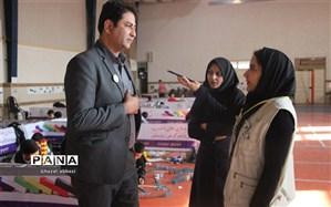 برگزاری مسابقات بازیهای فکری، سرگرمی  در ناحیه یک شیراز