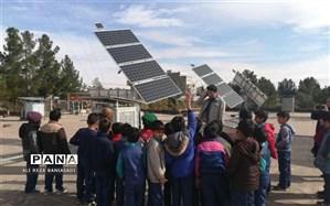 بازدید دانش آموزان دبستان علامه حلی 1 از مدیریت توزیع برق شهرستان بیرجند