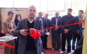 افتتاح سایت کامپیوتری و بهره برداری از خوابگاه هنرستان شبانه روزی
