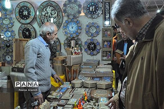 بازگشایی نمایشگاه هنرهای دستی درنمایشگاه بین المللی  استان خراسان جنوبی