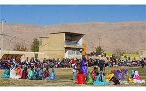 نخستین جشنواره بازی های بومی و محلی استهبان برگزار شد