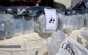 قاچاقچی مواد مخدر در دام پلیس فرودگاه