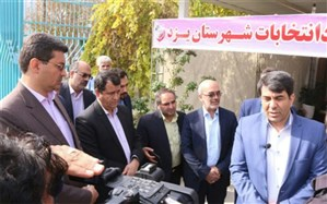 استاندار: حضور داوطلبان انتخابات در یزد، چشمگیر است
