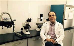 بازگشت دانشمند ایرانی به کشور به همراه ظریف + عکس و ویدئو