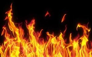 مرگ یک کارگر بر اثر آتشسوزی در گرمسار