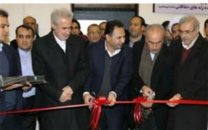 افتتاح ۸ پروژه با سرمایه گذاری ۱۴۱۴ میلیارد ریالی  در منطقه آزاد ارس  با حضور مشاور رییس جمهور
