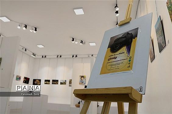 برپایی نمایشگاه عکس پیکسل در شیراز