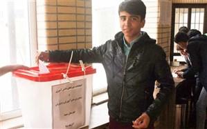 برگزاری انتخابات مجمع شورای دانشآموزی درمیبد