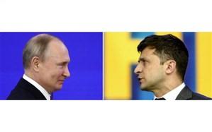 پوتین - زلنسکی؛ رهبرانی با تفاوتهای زیاد