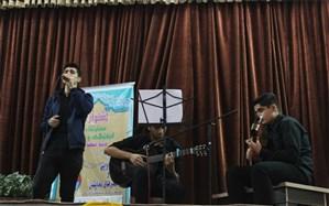برگزاری جشنواره مسابقات دانش آموزی هنرهای آوایی درشهرستان اسلامشهر