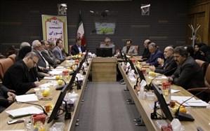 نشست شورای آموزش و پرورش استان برگزار شد