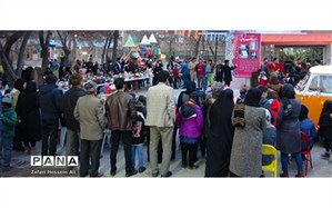 برگزاری جشنواره آشیان مهربانی درشیروان