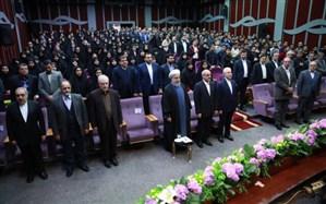 روحانی در دانشگاه فرهنگیان: از بیان روشن، شفاف و نقادانه دانشجو نسبت به دولت خوشحال میشوم