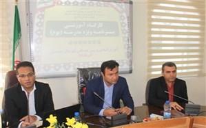 کارگاه آموزشی برنامه ویژه مدرسه ( بوم ) مقطع ابتدایی دشتستان برگزار گردید