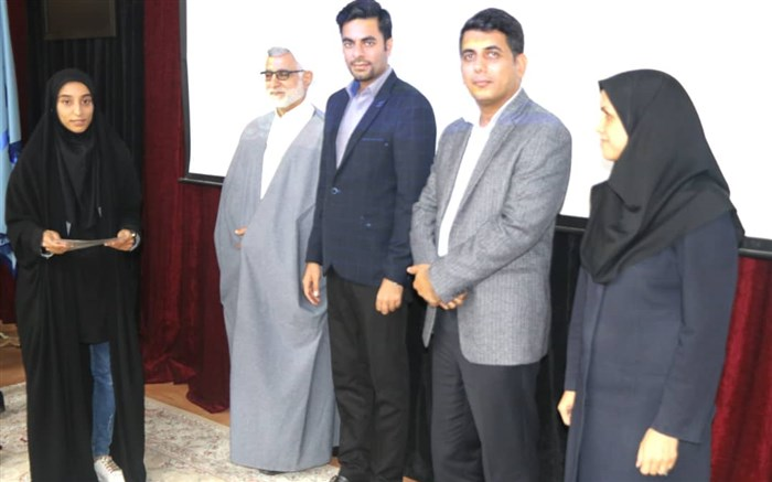 مراسم گرامیداشت 16 آذر در دانشکده فنی و حرفه ای سما بندرعباس برگزار شد.