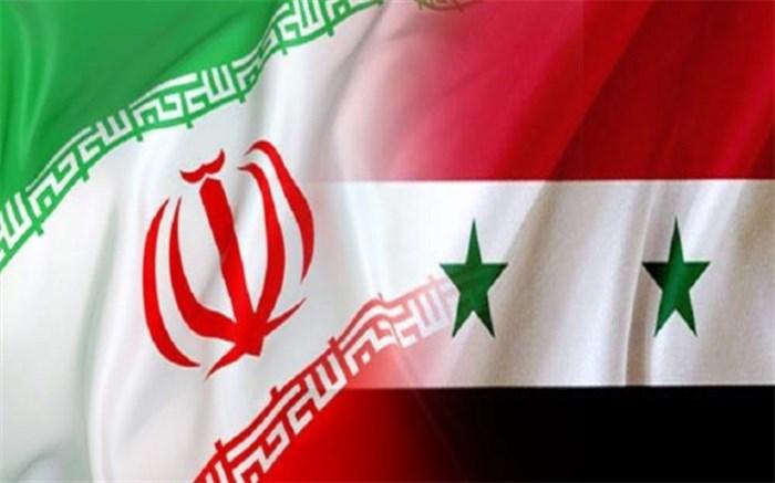 ایران- سوریه