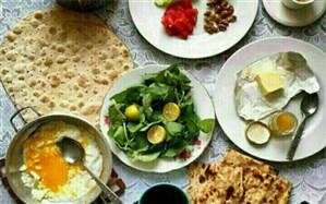حذف صبحانه عامل کمخونی کودکان