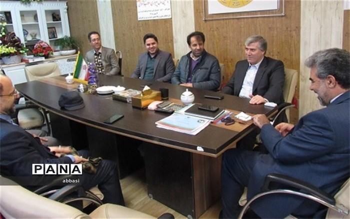 جلسه اعضای شورای شهر