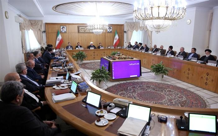 روحانی : تقویت شبکه ملی اطلاعات به معنی قطع اینترنت نیست