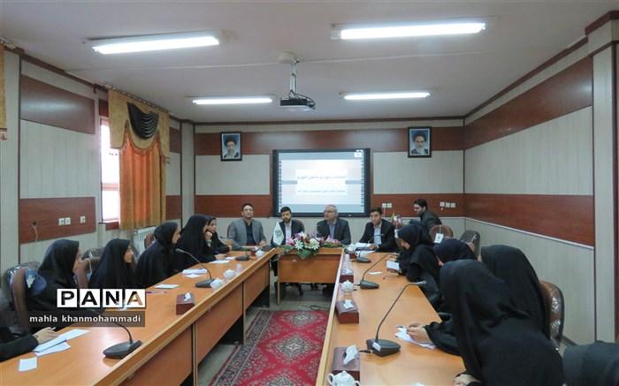 نمایندگان دانش آموزی شهرستان خلیل آباد مشخص شدند
