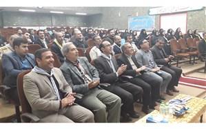 همایش تجلیل ازمربیان پیشتاز مناطق نیروهیر وناحیه ۲اردبیل برگزار شد