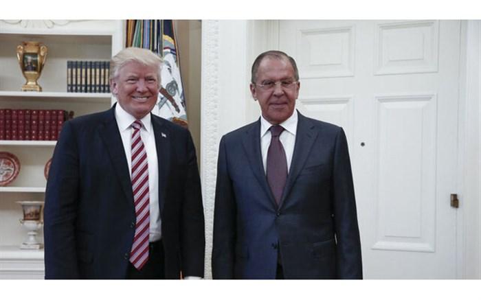 هشدار ترامپ درباره مداخله روسیه در انتخابات آمریکا/ لاوروف: بحثی درباره مداخله نکردیم