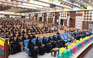 جشن بزرگ روز دانشجو دانشگاه فرهنگیان استان بوشهر برگزار شد