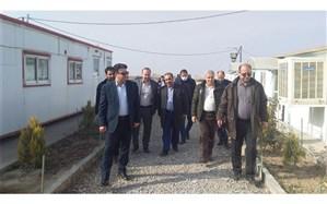 برگزاری جلسه بررسی مشکلات پروژه آزاد راه مشهد - چناران - قوچان