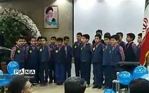 برگزاری همایش بزرگ تقدیر و تجلیل از پیشکسوتان مدارس و مراکز غیر دولتی در کاشمر