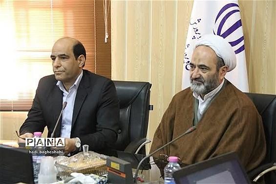 برگزاری شورای معاونان آموزش و پرورش با حضور معاون وزیر دریزد