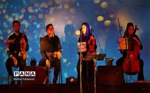 کنسرتهای موسیقی در آخرین هفته پاییز