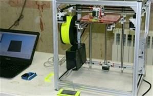دانشآموزی که با ۳ میلیون تومان دستگاه پرینتر سهبُعدی ساخت + تصویر