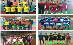 موفقیت اعضای تیم بوشهر در رقابتهای ورزشی روستاییان و عشایر منطقه ۲ کشور تحت عنوان جام خوشهچین