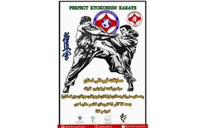 برگزاری هشتمین دوره ی مسابقات قهرمانی استانی سبک پرفکت کیوکوشین کاراته درشهرستان کاشمر