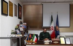 برگزاری جلسه شورای فرماندهی حوزه مقاومت بسیج کارمندی و کارگری در شیروان