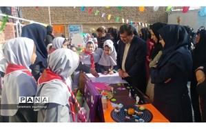 برپایی نمایشگاه دستاوردها و فعالیت های پژوهشی دانش آموزان در تربت حیدریه