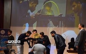 کسب مقام سوم دانش آموزان تربت حیدریه درمسابقات بزرگ سازه های ماکارونی شرق کشور