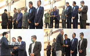 تقدیر از 4 دانش آموز در جشنواره تجلیل از برگزیدگان پژوهش وفناوری استان خراسان شمالی