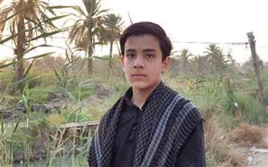 دانش آموز زنجانی، در بین تمامی دانش آموزان کشور خوش درخشید