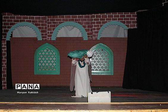 اجرای نمایش «مریم» در بابل