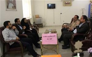 جلسه کمیته پیشگیری و مقابله با جعل اسناد برگزارشد