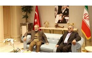 سفررئیس مجلس   به ترکیه
