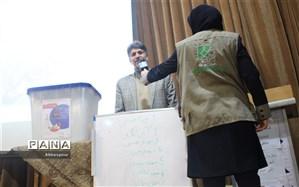 ترویج فرهنگ مشارکت از اهداف انتخابات  شورای دانش اموزی است