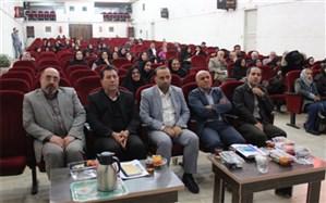 برگزاری همایش علمی ،آموزشی دبیران تاریخ شهرستانهای استان تهران دراسلامشهر